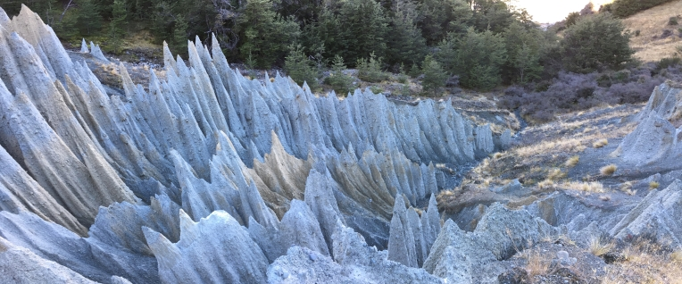 Pinnacles, pretty impressive