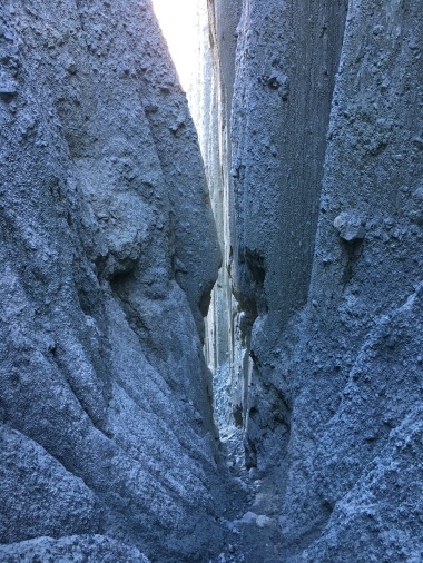 Inside the Pinnacles
