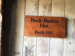 Back Basins hut