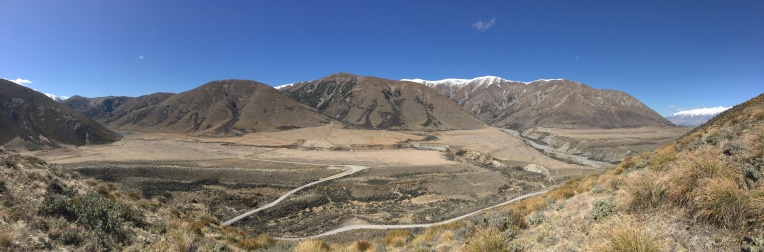 Rabbit Hill and other Big Ben Range peaks