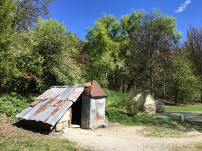 Old Miners huts